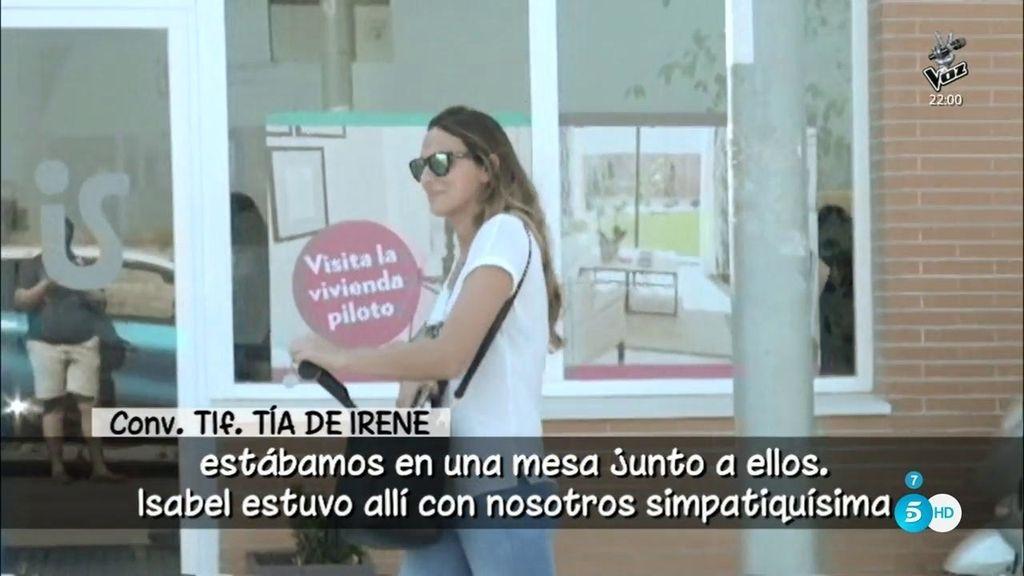 """La tía de Irene Rosales desmiente los rumores: """"¡Son infundios!"""""""