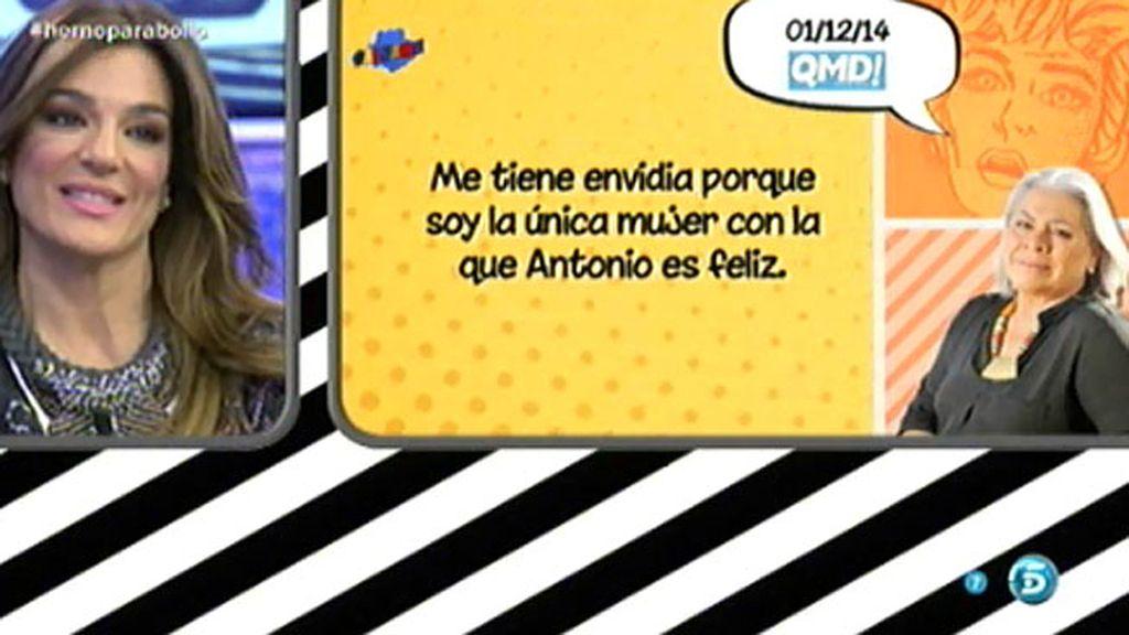 """C. Gaona, en 'QMD!': """"Raquel Bollo pedía a diario a Antonio que volviese con ella"""""""