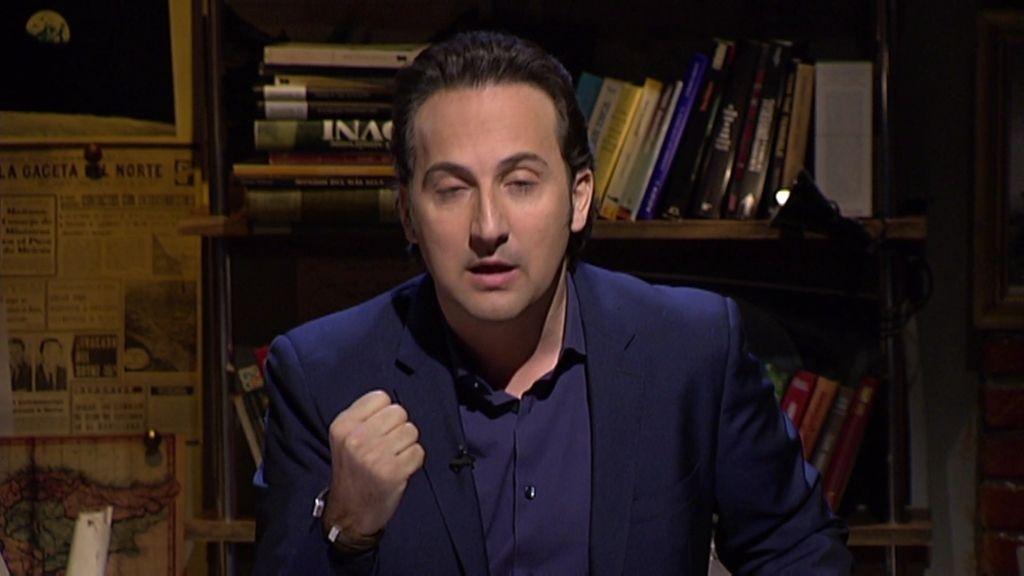 """Cierre de Iker: """"La nueva censura es lo políticamente correcto"""""""