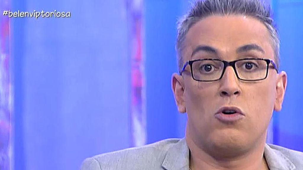 """Kiko: """"Jordi González entrevistará al notario del concurso en el Debate de 'GH VIP"""""""