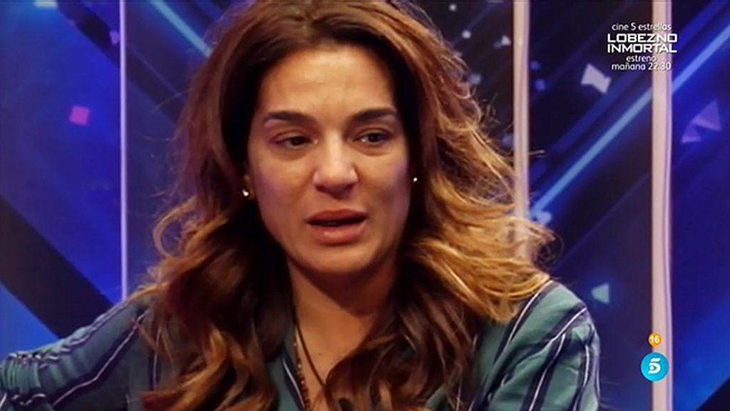 """Raquel Bollo, al resto de la casa: """"No habéis sido compañeros ninguno"""""""