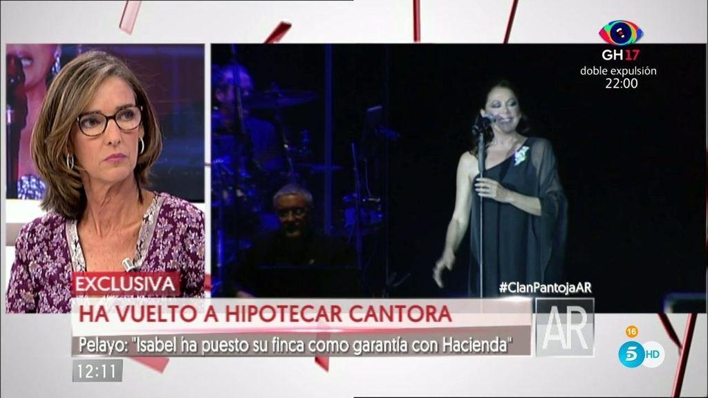 """Paloma García Pelayo: """"Pantoja ha puesto su finca como garantía con Hacienda"""""""