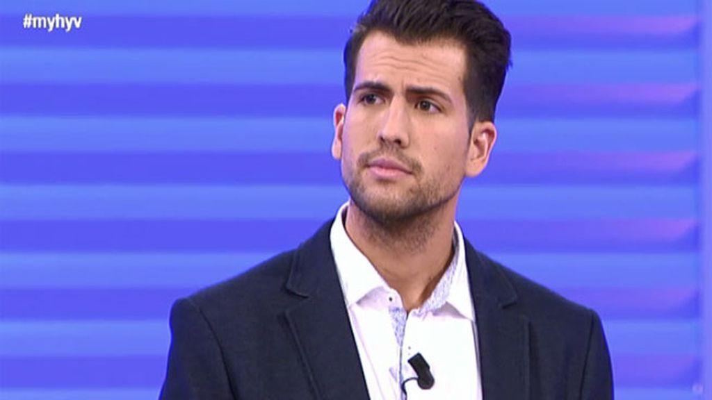 """Juan: """"Le demostraré a Carolina que soy un hombre con clase, y no una clase de hombre"""""""