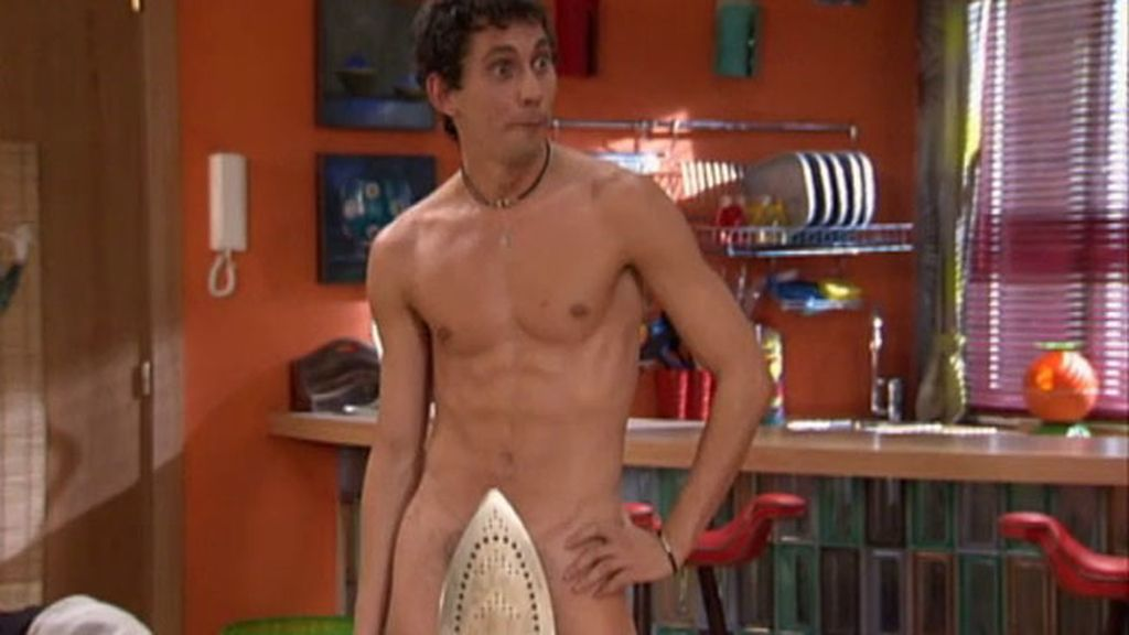La primera vez que Luisma intentó seducir a Paz... ¡desnudo!