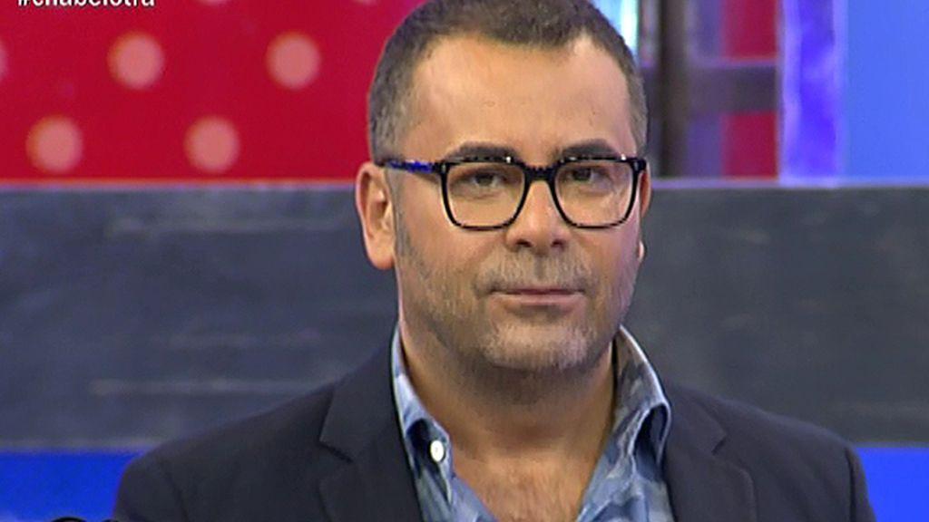 """Jorge Javier: """"El gesto de Pedro Sánchez fue brillante, nuestra audiencia también vota"""""""