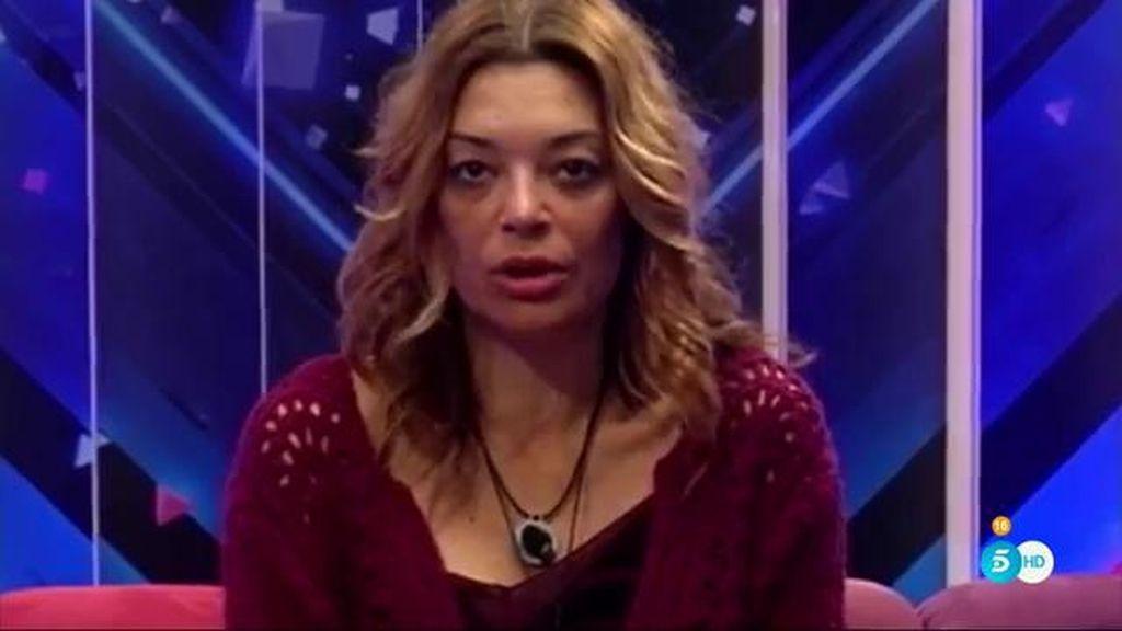 """Lucía: """"Me he metido en muchos fregaos por Javi y ahora está todo el rato con Carlos"""""""