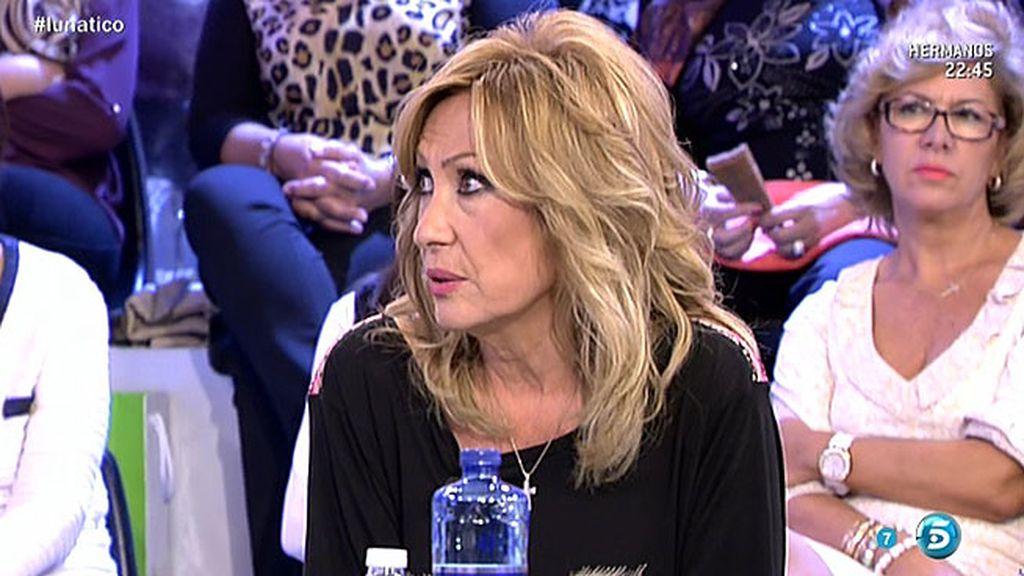 """Rosa Benito: """"No me voy a llevar ni un duro de la venta del ático de Chipiona"""""""