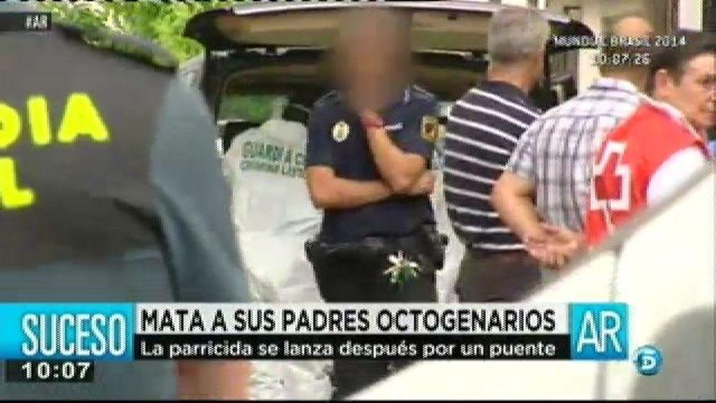 Una mujer asesina a sus padres octogenarios en El Molar (Madrid)
