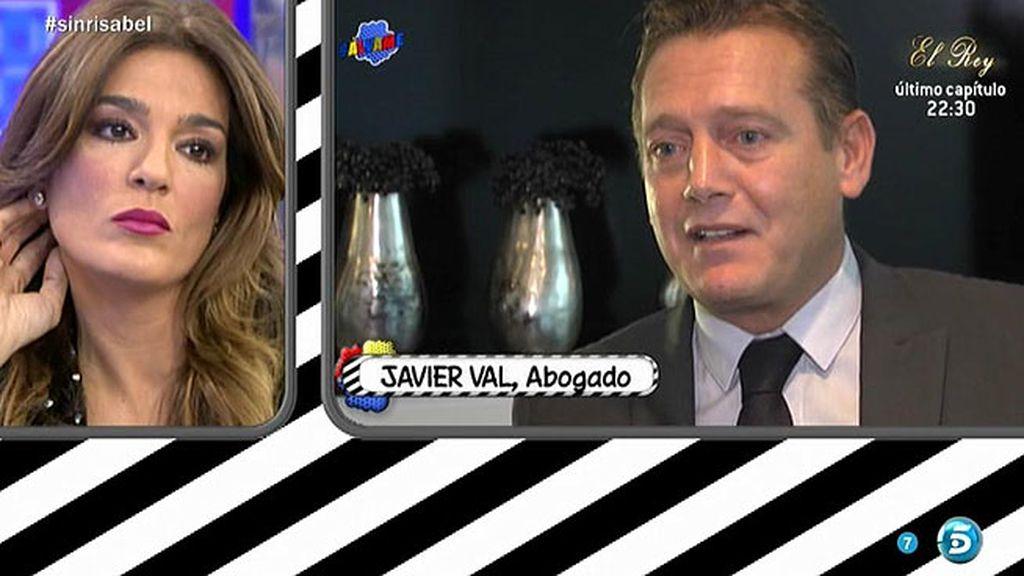 "Javier Val: ""Es difícil de asimilar que Pantoja no tenga claustrofobia para volar"""