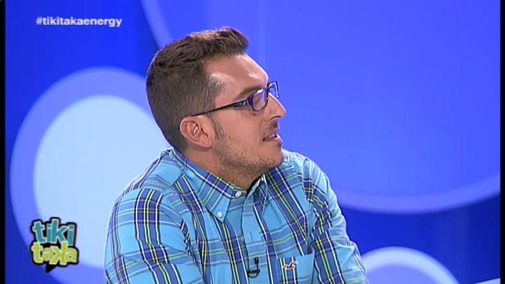 """Látigo Serrano: """"Al Real Madrid no se le puede perder nunca la fe"""""""