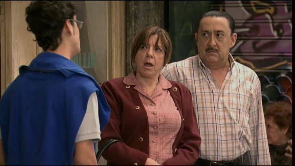 Mauricio hace creer a su hermana que el novio de Macu es Fidel