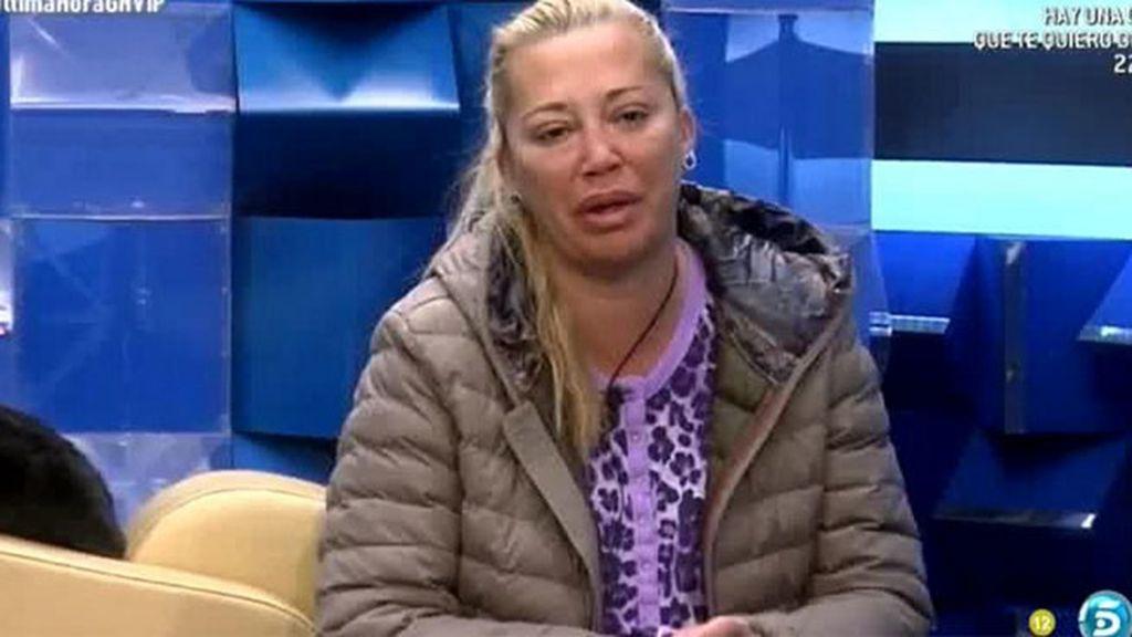 "Belén Esteban: ""Me da miedo salir"""