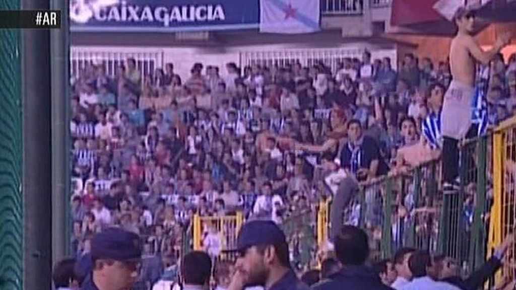 Cierres de estadio, pérdida de puntos y descenso: esas son las medidas contra los clubes que colaboren con ultras violentos