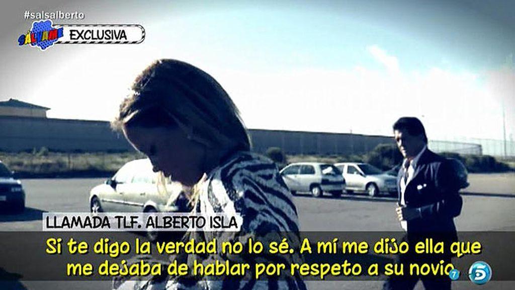 """Alberto Isla: """"Tuve algo con Gloria Camila"""""""