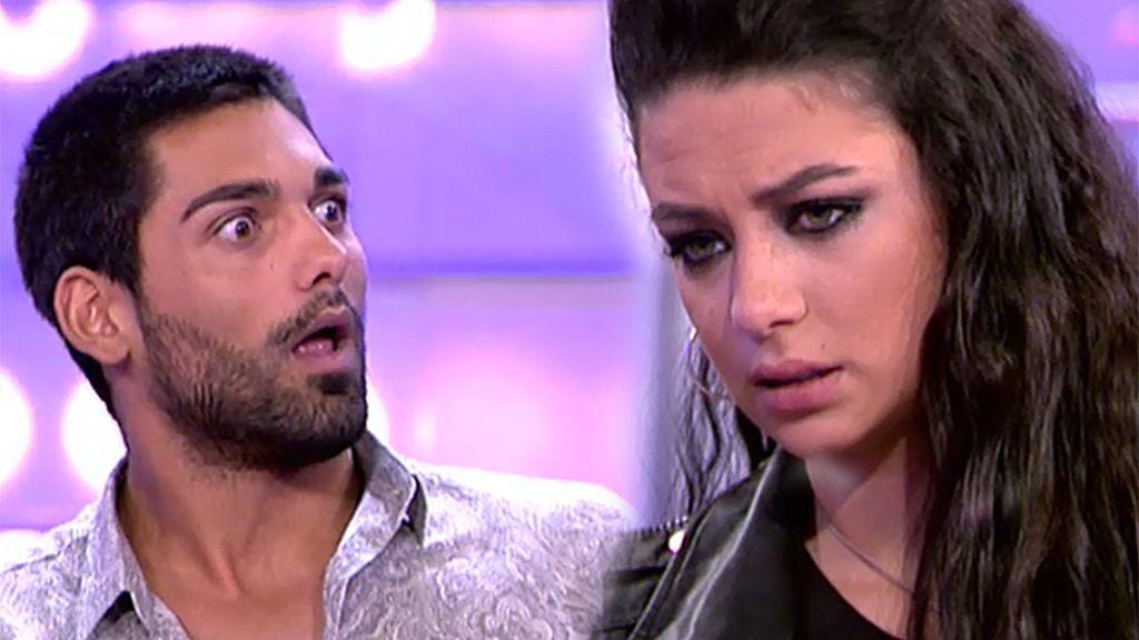 """Paula, a Isaac: """"Yo no te dije nada por negar que había tenido algo conmigo"""""""