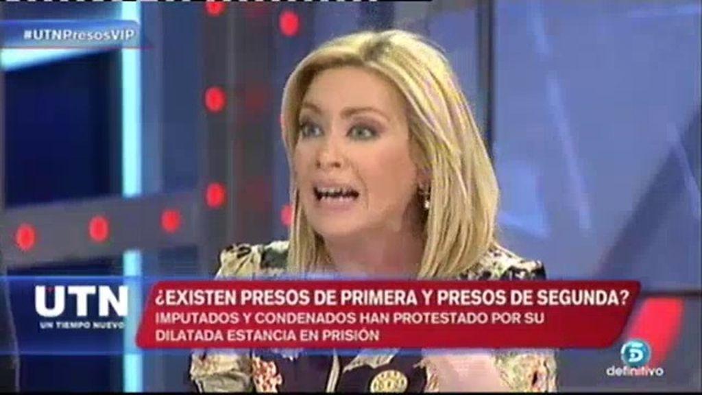 """Paloma Zorrilla: """"La cárcel es más igualitaria que la vida normal"""""""