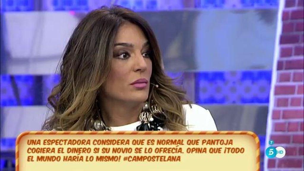 """Raquel Bollo aún no ha visto a Pantoja: """"No me hacen falta disculpas, sólo hablar"""""""