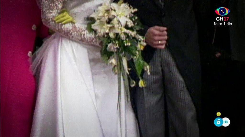¿Cómo será el vestido de novia que llevará Rocío Carrasco en su enlace con Fidel?