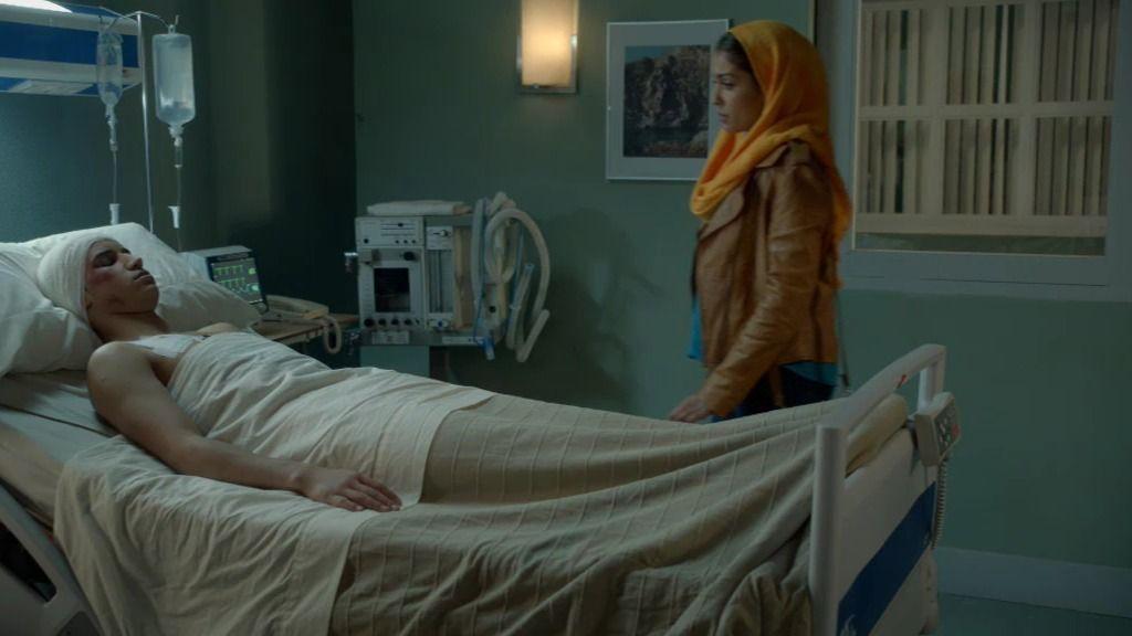 "Driss, tras despertar del coma: ""Abdu me preguntó por Fátima"""