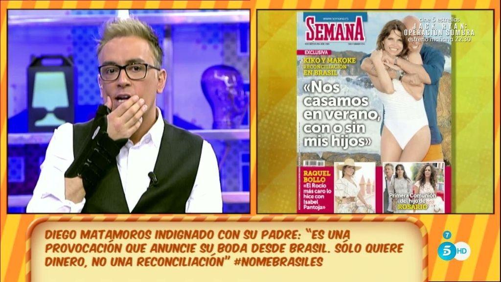 Hernández, muy molesto con Matamoros