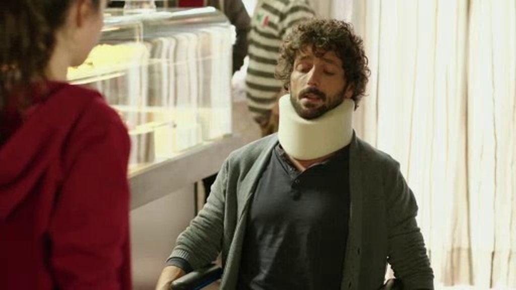 Chimo se queda tras sufrir un 'un accidente' y Mati se muda a casa de Sergi