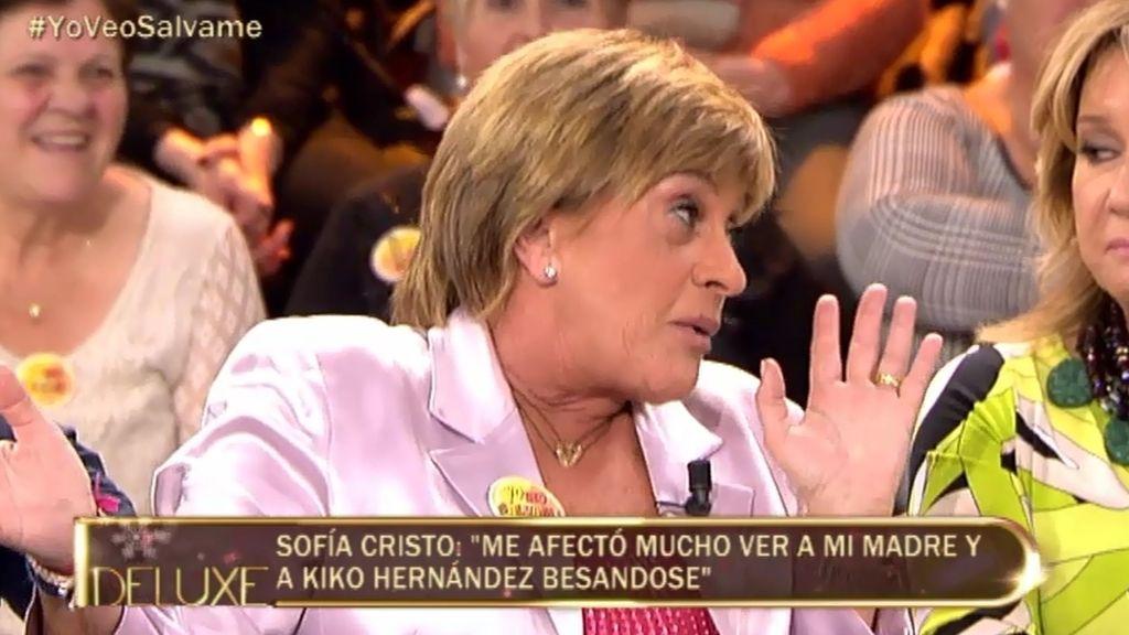 "Chelo, a Sofía: ""Dile a tu madre que no paso de ella, yo nunca olvidaré esas noches"""