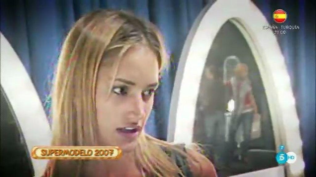 Así era Alba Carrillo en su paso por 'Supermodelo 2007'