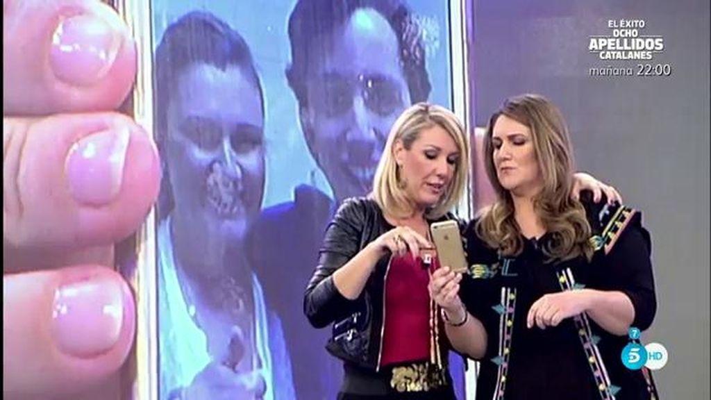 C. Corredera y Fran Nicolás liman asperezas