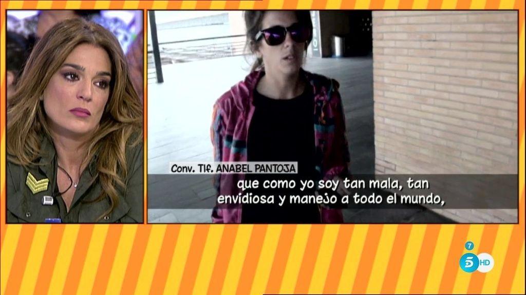 """A. Pantoja, de Las Mellis: """"Como soy tan mala, que no me tengan en su vida"""""""