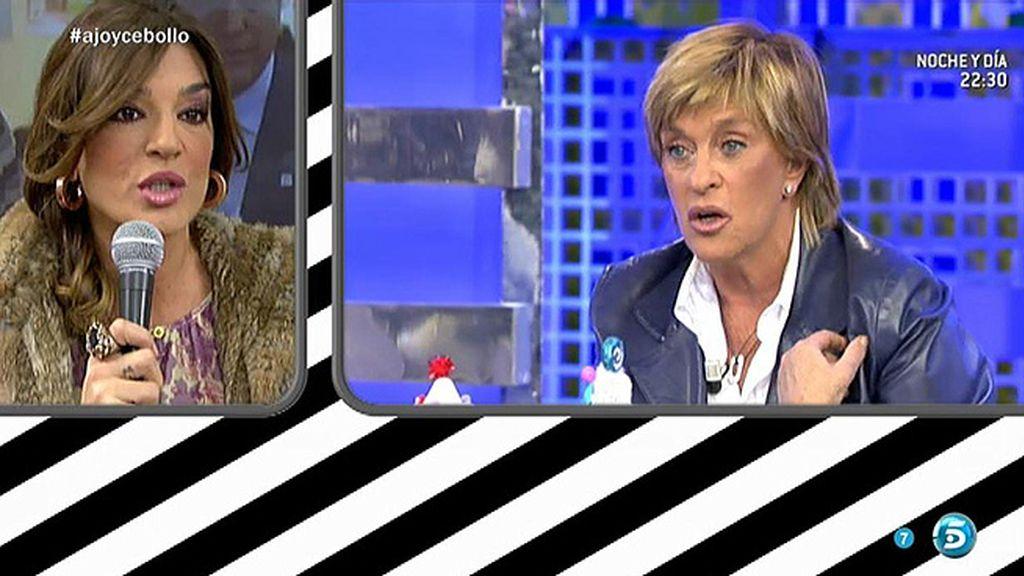 """Raquel Bollo, a Chelo Gª Cortés: """"Siempre has jugado a dos bandas"""""""