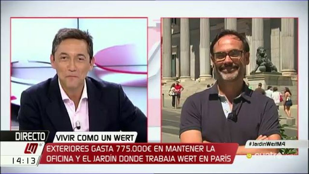 """Fernando Garea: """"La presión por corrupción para el PP va a ser muy fuerte desde ahora"""""""