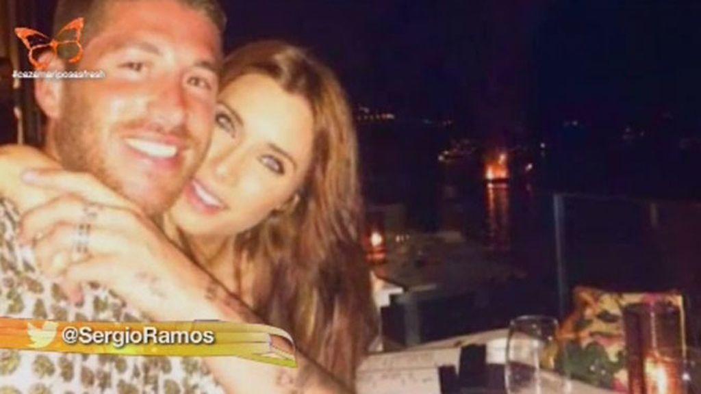 Ramos y Rubio apuran sus vacaciones antes de la boda familiar y la vuelta al 'tajo'