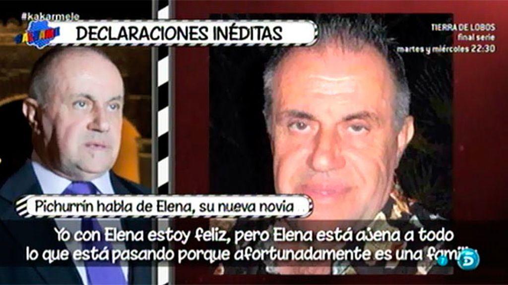 Declaraciones inéditas de Diego Soto