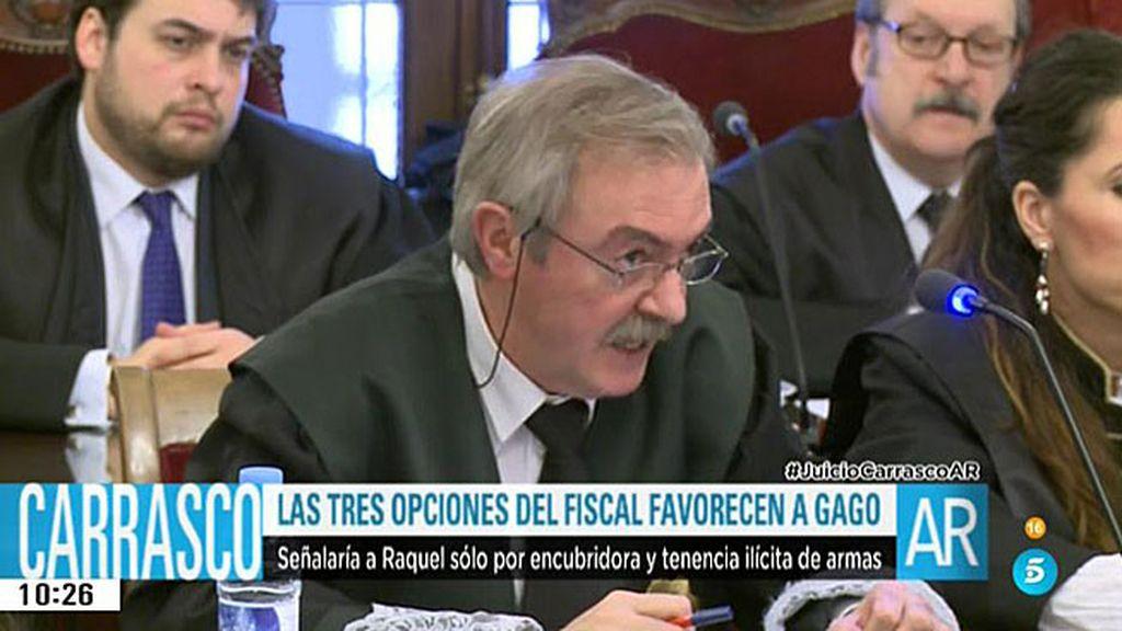 """Fiscal del caso de Carrasco: """"En este asesinato hay tres implicadas con el mismo nivel de responsabilidad"""""""