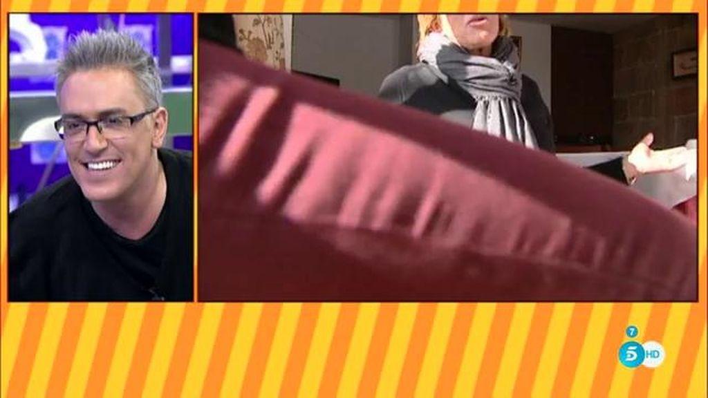 "Chelo Gª Cortés, de 'Sálvame': ""Soy la única con categoría ahí"""