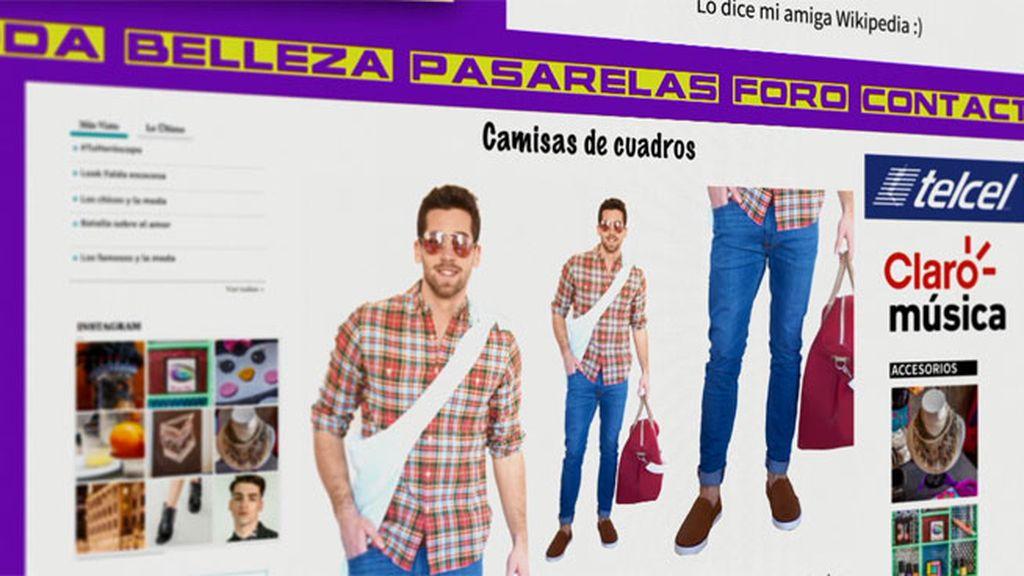 El videoblog de Lana: la camisa, prenda básica en el armario masculino