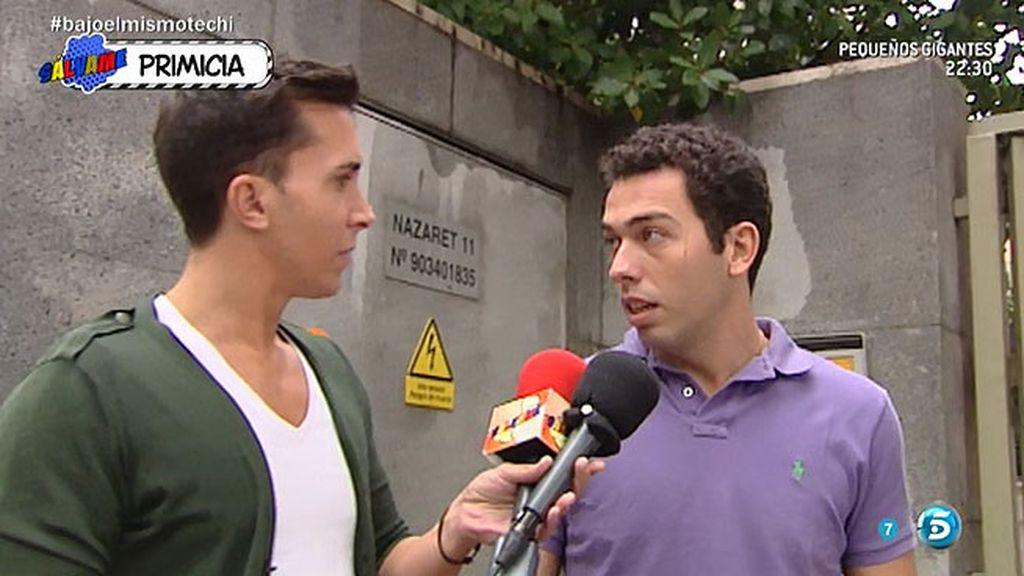 """Alberto Isla: """"Todo el mundo me decía que si volvía con Chabelita, acabaría peor"""""""
