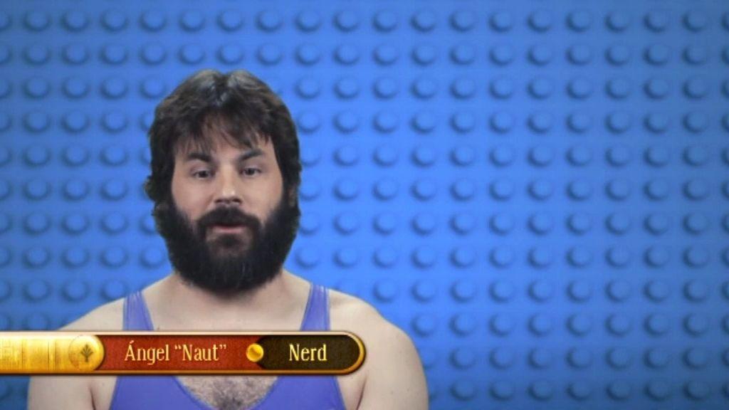 "Naut: ""Soy un friki profesional"""