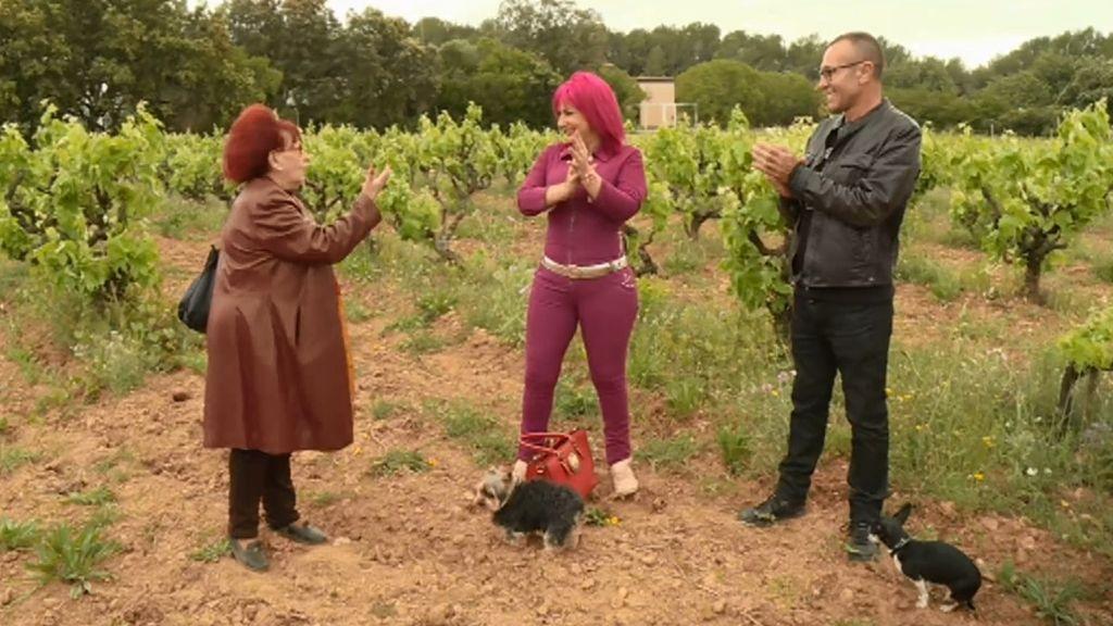 La abuelita de Koko se arranca por bulerías en mitad del campo... ¡Ole! 😍