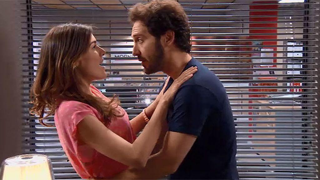 Sergio y Natalia buscarán piso