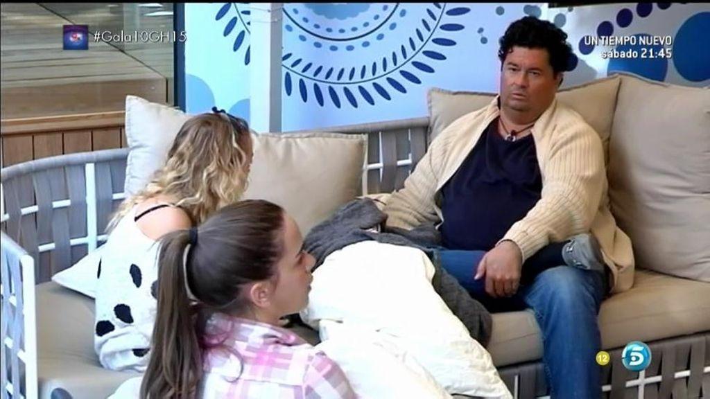 "Alejandra, a Fran: ""Juegas con malicia"""