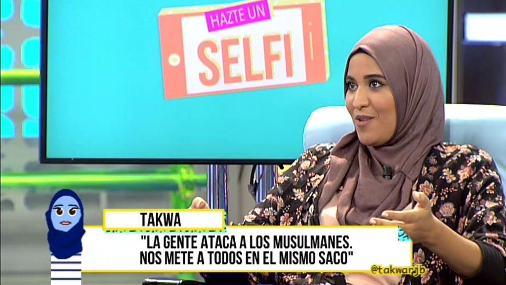 ¿Qué piensa Takwa de la polémica del burkini en Francia?