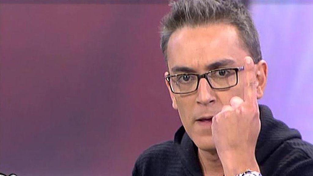 """Kiko Hernández, a Alberto Isla: """"Tengo tres tuyas y las voy a soltar"""""""
