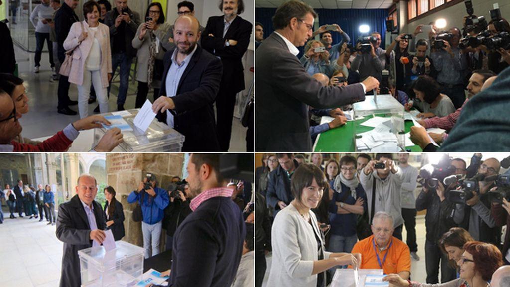 Los gallegos deciden