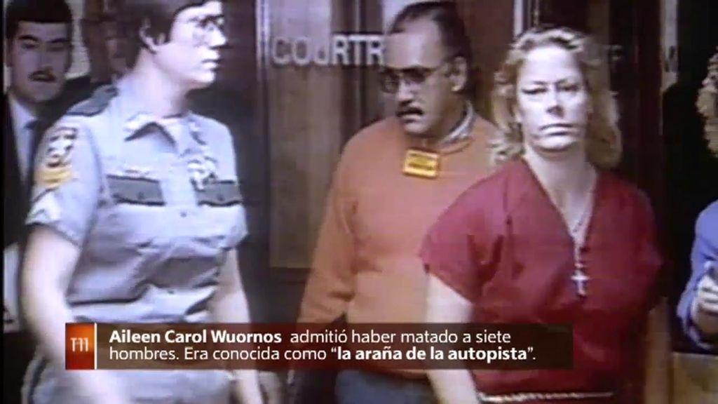 El caso de Aileen Carol Wuornos, una mujer que seducía a los conductores y les mataba