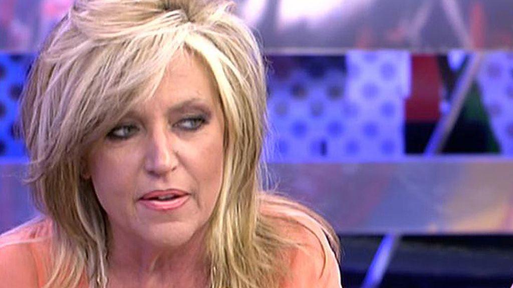 "Lydia Lozano: ""Alejandro Albalá no viene a Telecinco a recibir a Chabelita"""