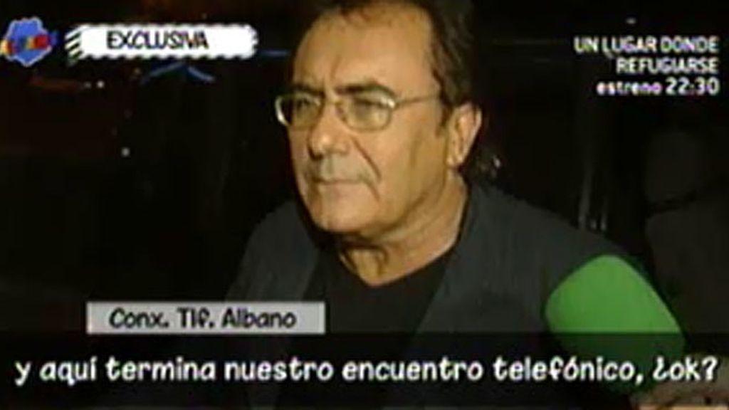 Al Bano confirma que Ylenia Carrisi ha sido declarada oficialmente muerta