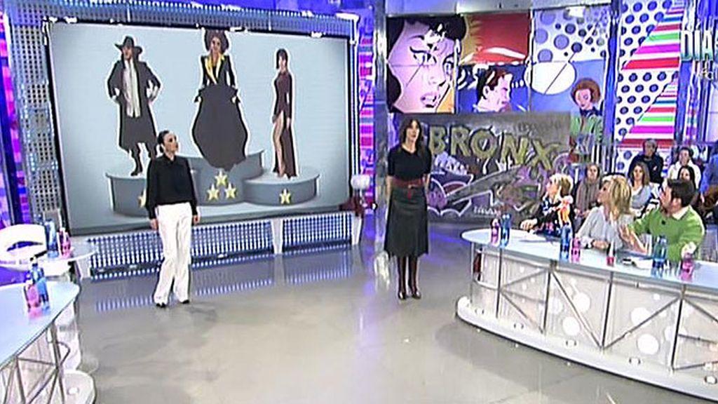 Victoria Abril, Óscar Jaenada y Úrsula Corberó, los mejor vestidos de los Goya 2016