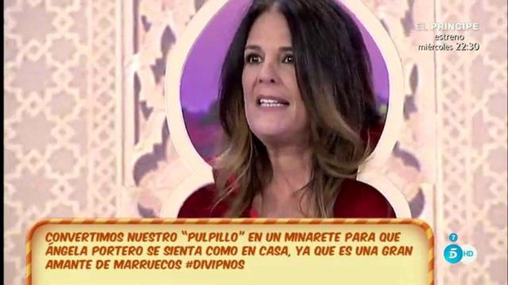 """Ángela Portero desvela: """"Carmina no tenía feeling con Makoke"""""""