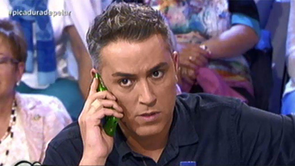 Aran Aznar asegura que Antonio Tejado y ella han tenido más que amistad en 'SV'